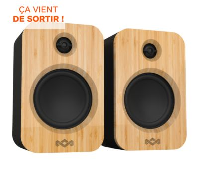 Enceinte Bluetooth Marley Get Together Duo