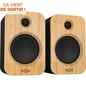 Enceinte Bluetooth Marley Duo enceintes Bluetooth x 2