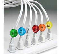 Identificateur Dotz pour câble Pack de 5
