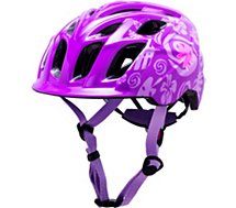 Casque Kali Protectives chakra enfant tropical violet