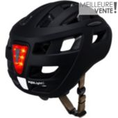 Casque Kali Protectives Central solid S/M noir mat