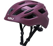 Casque Kali Protectives  Central solid S/M berry mat