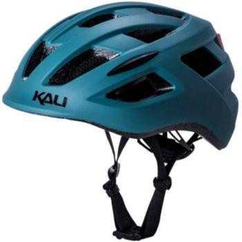 Kali Protectives Central Solid Mat Bleu canard S/M