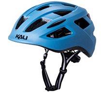Casque Kali Protectives  Central Solid Mat Bleu acier L/XL