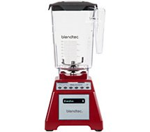 Blender Blendtec  Total Blender rouge