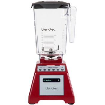 Blendtec Total Blender rouge