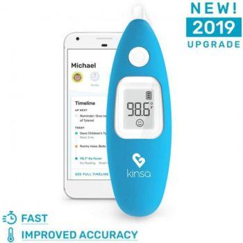 Kinsa Kinsa Smart Thermometer, la température