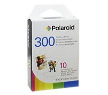 Papier photo instantané Polaroid 10 feuilles pour PIC 300