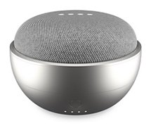 Batterie Google Home Ninety7  Jot Silver pour Google Home Mini