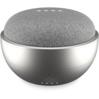 Ninety7 Jot Silver pour Google Home Mini