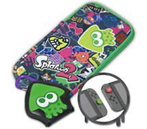 Kit de protection Hori Starter Kit Splatoon 2