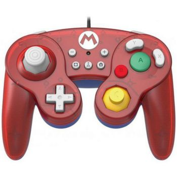 Hori Manette Smash Bros Mario
