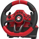 Volant + Pédalier Hori  Pro Deluxe Mario Kart Switch