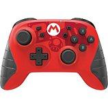Manette Hori  Manette Switch sans fil Mario V2