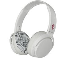 Casque Skullcandy  RIFF BT Blanc