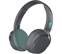 Casque Skullcandy  RIFF BT Gris