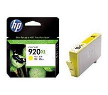 Cartouche d'encre HP  N°920XL jaune