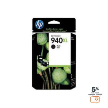 HP N°940XL noire