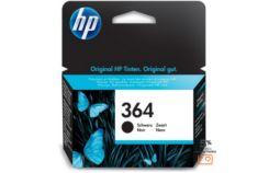 Cartouche d'encre HP n°364 noire