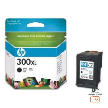 HP N°300XL noire