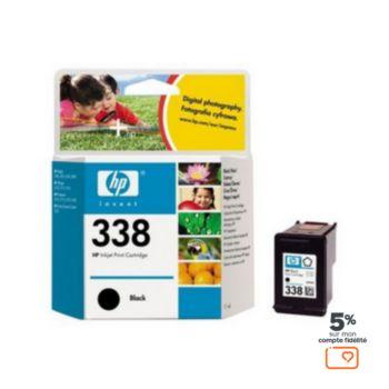HP N°338 noire