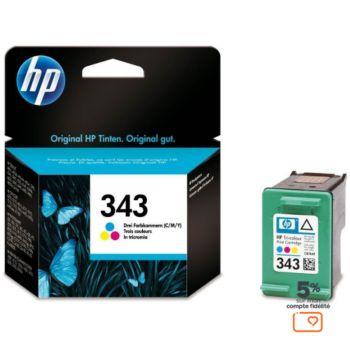 HP N°343 3 couleurs