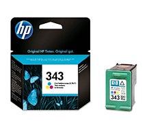 Cartouche d'encre HP  N°343 3 couleurs