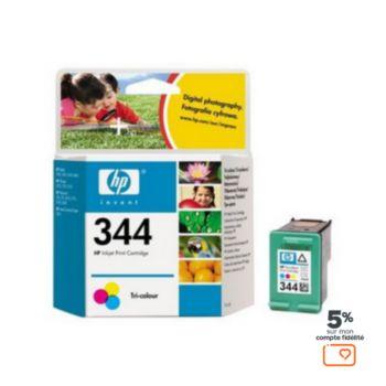HP N°344 3 couleurs