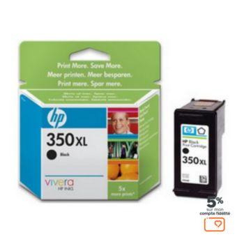 HP N°350XL noire