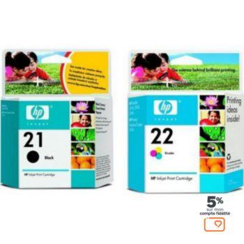 HP n°21 + n°22