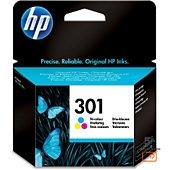 Cartouche d'encre HP N°301 3 couleurs