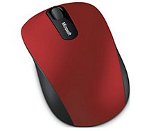 Souris sans fil Microsoft Bluetooth Mobile Mouse 3600 Rouge