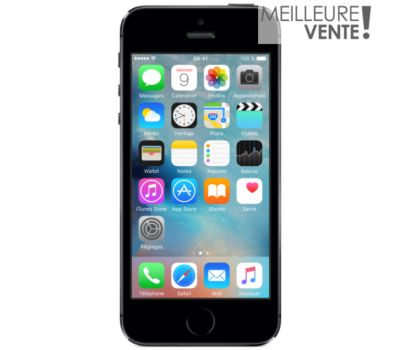 pack apple iphone 5s 16go gris sid ral chez boulanger. Black Bedroom Furniture Sets. Home Design Ideas