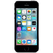 Smartphone Apple iPhone 5S 16go gris sidéral