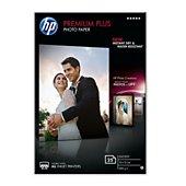 Papier photo HP Premium Plus 10x15 25f 300g