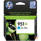 Cartouche d'encre HP N°951XL Cyan