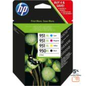 Cartouche d'encre HP N 951XL/950XL (N/C/M/J)