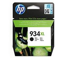 Cartouche d'encre HP N°934XL noire