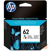 Cartouche d'encre HP N°62 3 couleurs