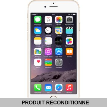 Apple iPhone 6 64 Go Or     reconditionné