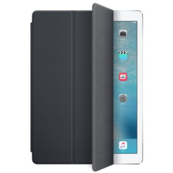 apple ipad pro 12 9 smart cover silicone gris accessoire ipad boulanger. Black Bedroom Furniture Sets. Home Design Ideas