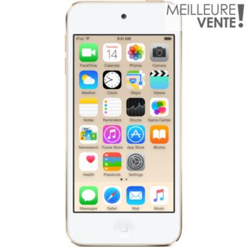 Apple Ipod Touch 32Go Or