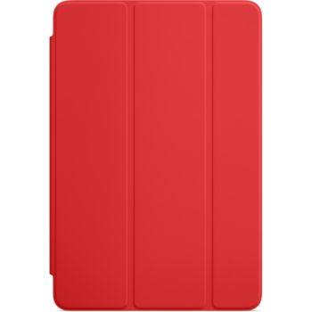 Apple iPad Mini 4 silicone rouge