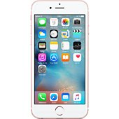 Smartphone Apple iPhone 6s Rose Gold 16Go Reconditionné