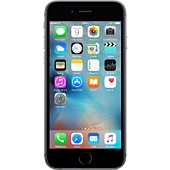 Smartphone Apple iPhone 6s Space Gray 64Go