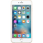 Smartphone Apple iPhone 6s Plus Gold 16Go
