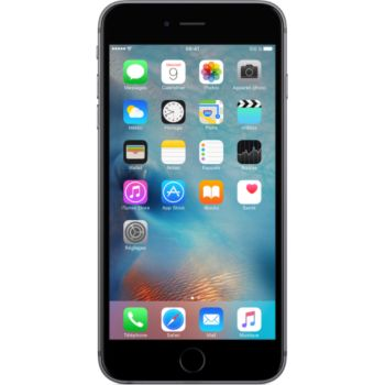 Apple iPhone 6s Plus Space Gray 128Go 				 			 			 			 				reconditionné