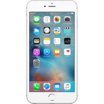 Apple iPhone 6s Plus Silver 128Go 				 			 			 			 				reconditionné