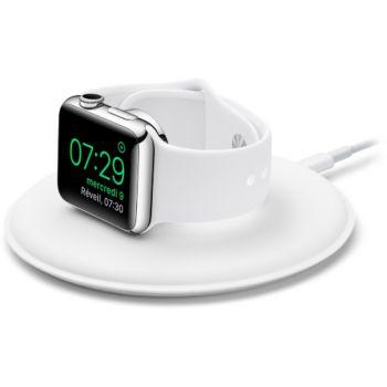 Apple de charge magnétique blanc