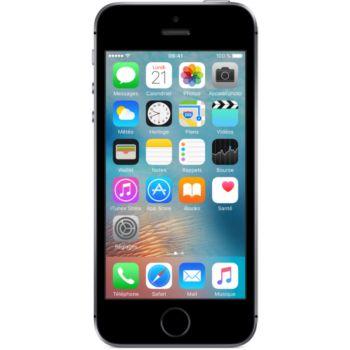 Apple iPhone SE 16Go Gris Sideral     reconditionné